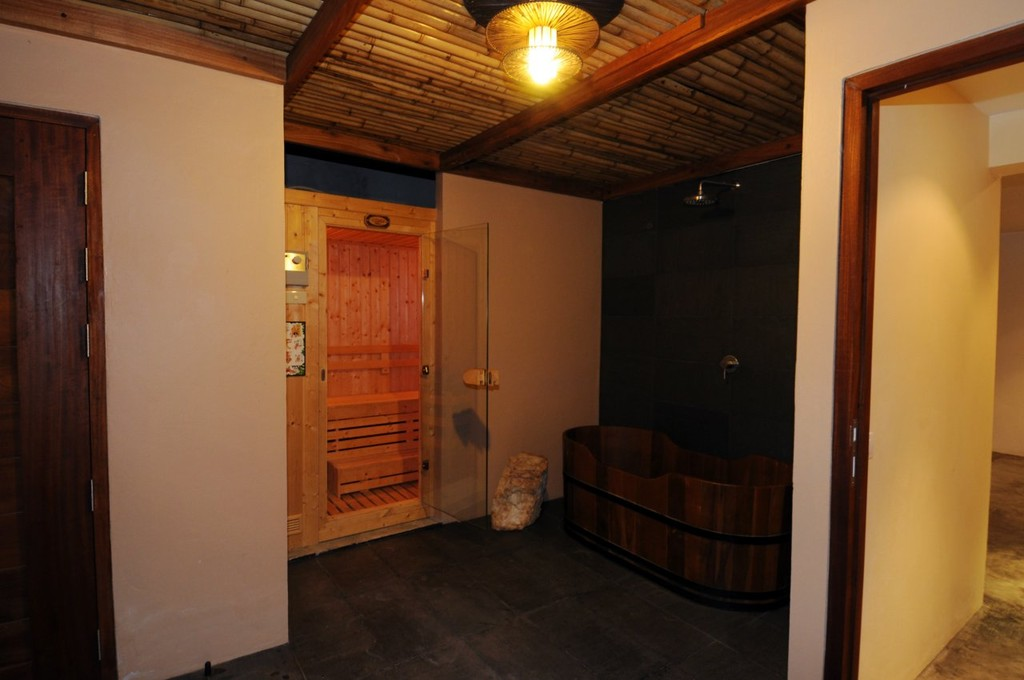 Sauna and Spa