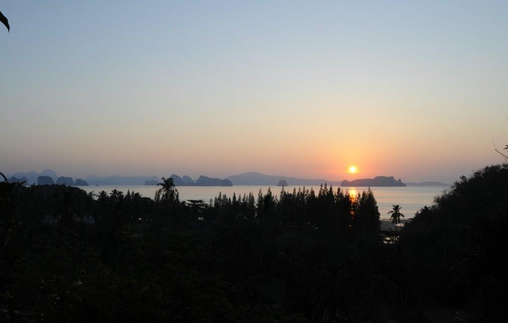 View from Villa Pasai