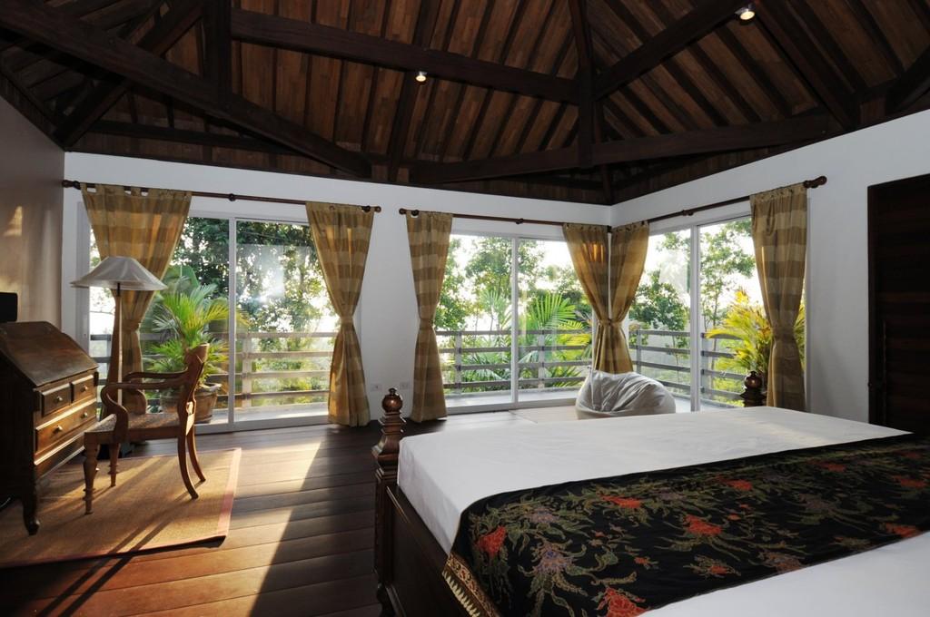 Masterbedroom upstairs